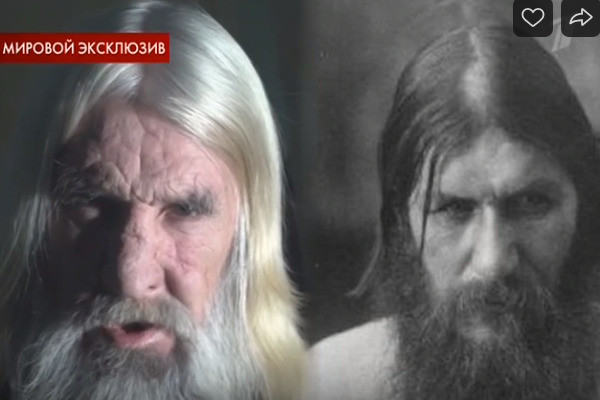 Виктор Пролубщиков уверен: он является потомком провидца