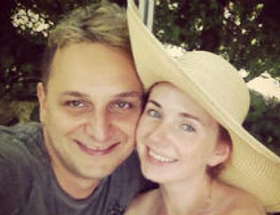 Экс-солистка «Тату» Лена Катина вышла замуж