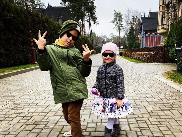 Артисты планируют развестись мирно ради детей