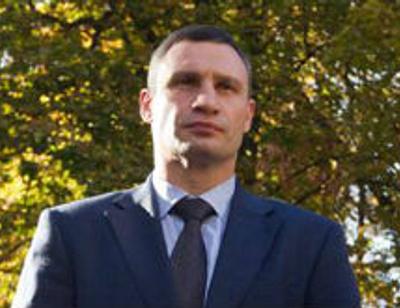 Крестным отцом дочери Владимира Кличко станет его брат
