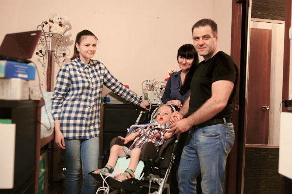 Семья Езекян благодарна президенту России за полученное гражданство