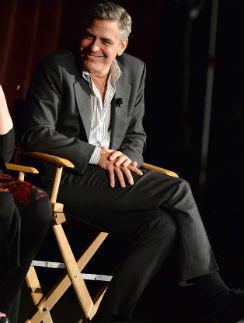 Джордж Клуни тоже!