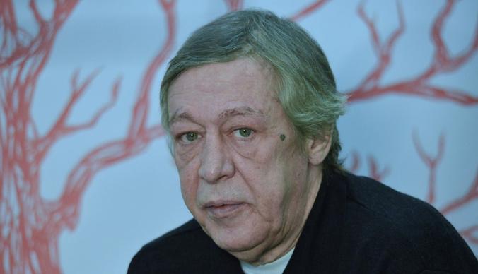 СМИ: Михаил Ефремов пытался покончить с собой
