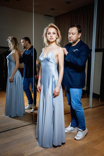 Игорь Чапурин создает образы для шоу