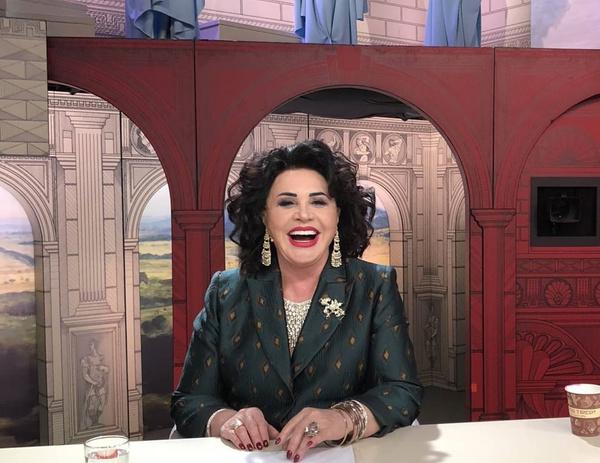 Певица вернулась в программу «Модный приговор»