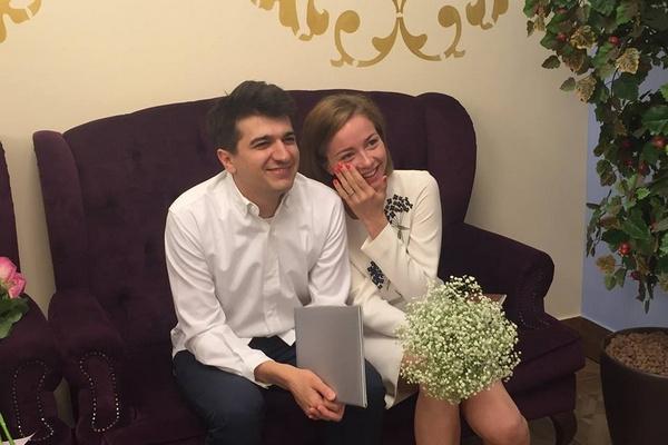 Руслан Братов и Софья Райзман