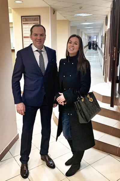 Интересы Оксаны представляет адвокат Сергей Жорин