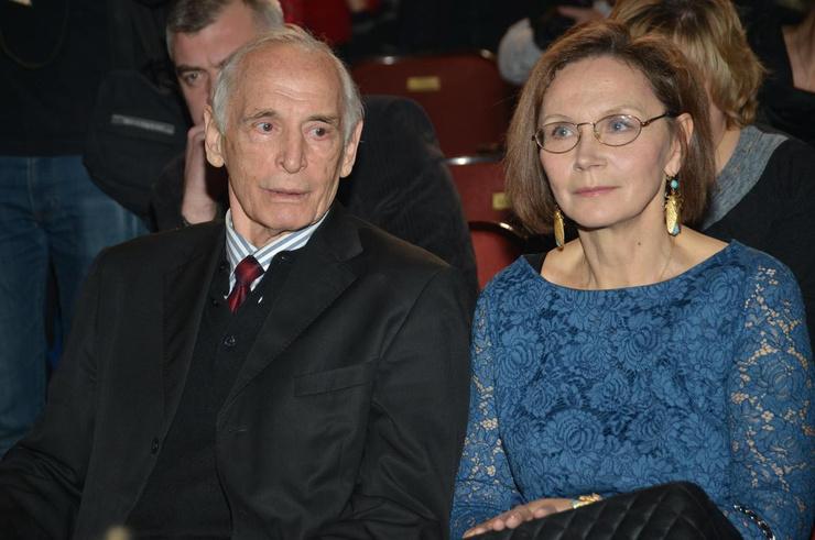 Вдова актера Ирина Купченко сейчас находится в больнице