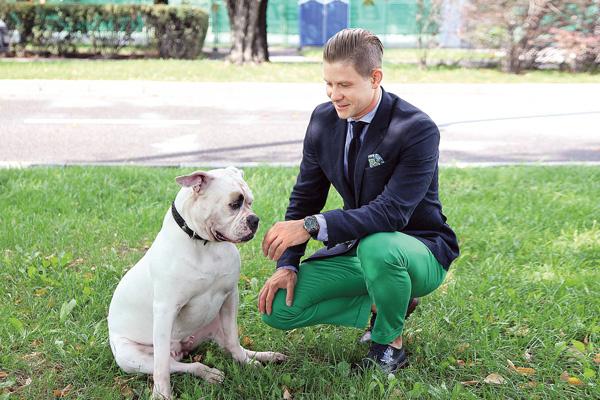 Собаке Мити Фомина не понравилось путешествовать в багажном отделении