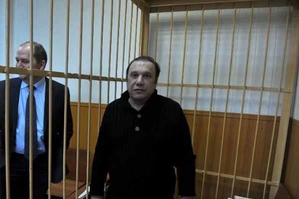 Виктор Батурин был осужден на семь лет тюрьмы, но вышел на свободу раньше
