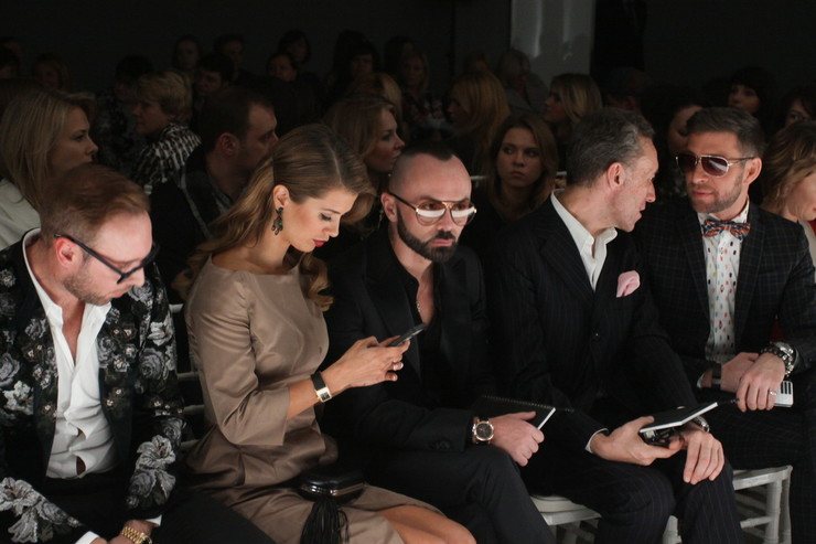 Виктория Боня в курсе модных тенденций