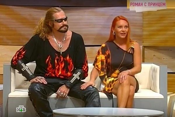 Никита Джигурда и Марина Анисина часто становились гостями телешоу