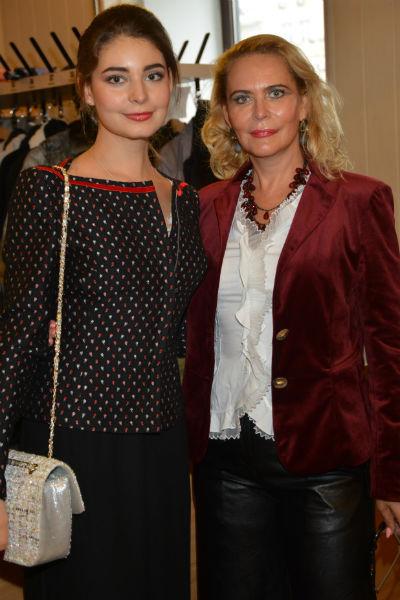 Яковлева с дочерью Марией