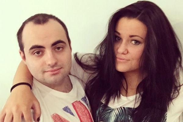 Дмитрий и Даная Пригожины