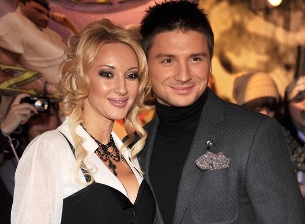 Лера Кудрявцева и Сергей Лазарев были вместе несколько лет