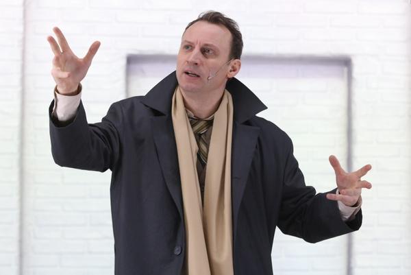 Анатолий Белый сыграл Бориса Пастернака