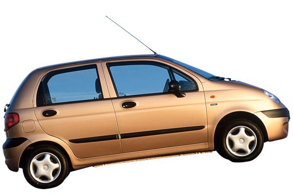 Машина марки Daewoo Matiz стала яблоком раздора между жительницей Вологды и президентом компании по продаже автомобилей