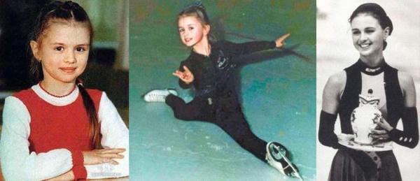 Анна Семенович мечтала о карьере фигуристки