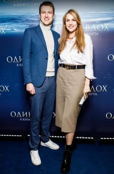 Анатолий Руденко с супругой Еленой
