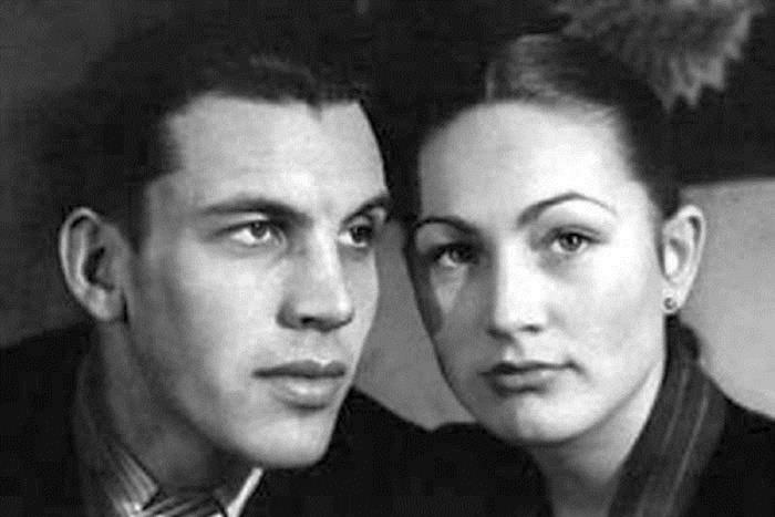 Первым мужем звезды стал Александр Белокринкин