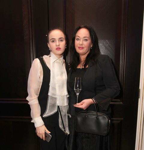 Лариса Гузеева с дочерь Ольгой