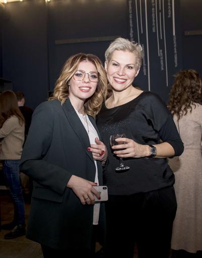 Лика Рулла и Анастасия Стоцкая