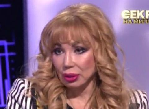 Маша Распутина: «Муж сдох, как собака, с пеной у рта»