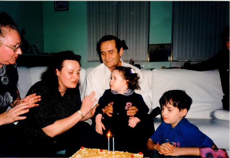 В последние годы жизни Евгений Соколов отдалился от родных