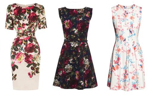 Платье Top Shop, OASIS, H&M