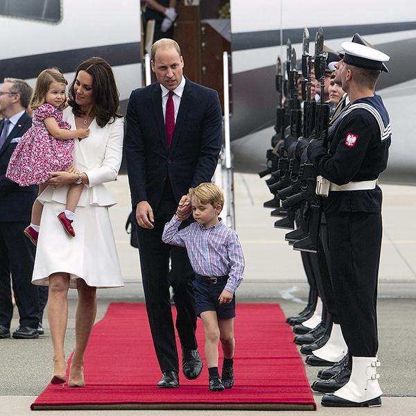Даже принцы уходят в декретный отпуск