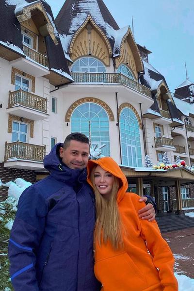 Дарья и Сергей вместе уже более 10 лет