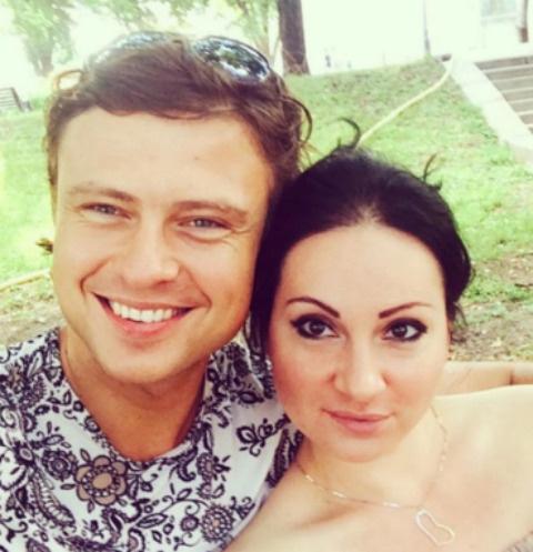 Прохор Шаляпин и Жанна Роштакова