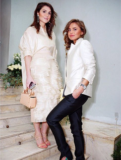 Лаура Джугелия и Алекса