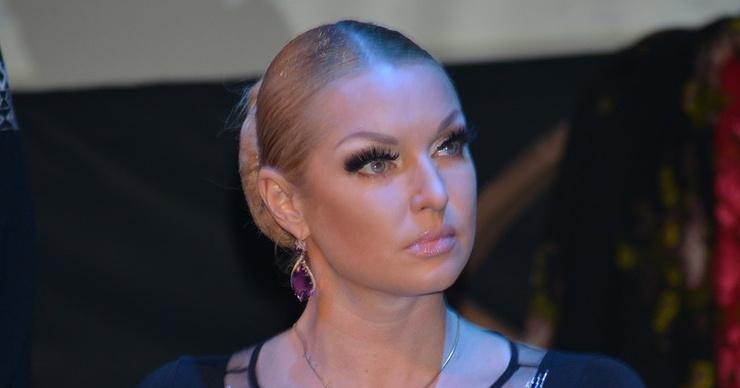 Анастасия Волочкова получила травму во время репетиции