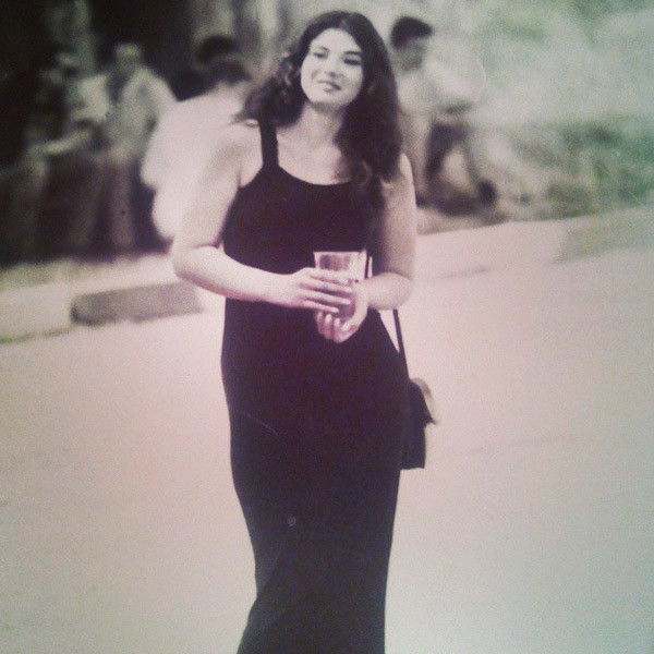Инна Воловичева в 2000 году