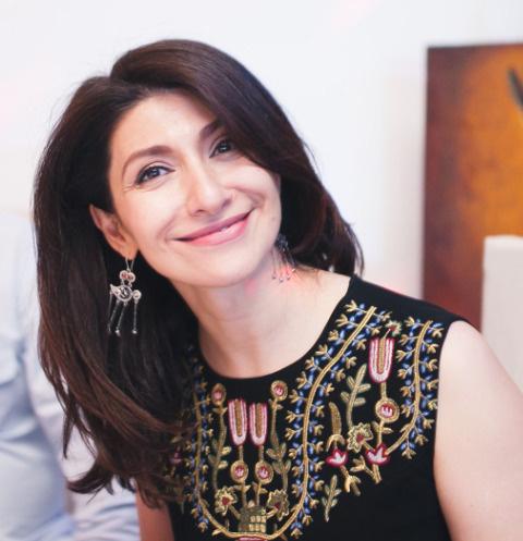 Гаяне Бреиова: «Работать круглосуточно – это для меня естественно»
