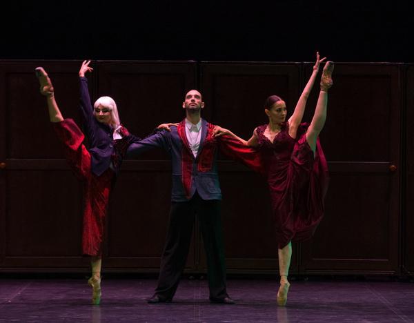 Над созданием балета работала «молодая» команда