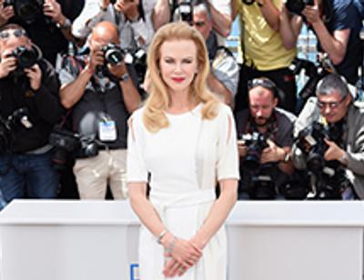 Николь Кидман представила «Принцессу Монако» в Каннах