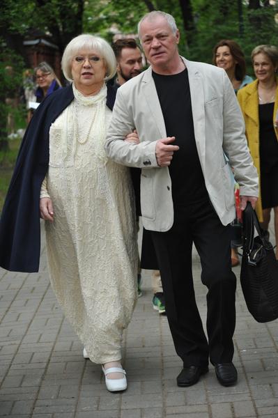 Светлана Николаевна призналась, что сама ушла от последнего мужа