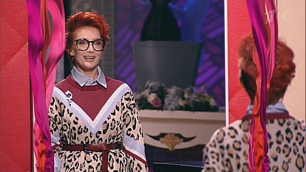 Ольга Зарубина на программе «Модный приговор»