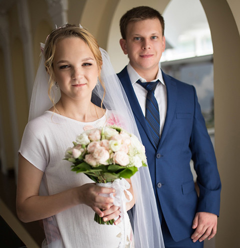 Любовь и Николай Тихоновы