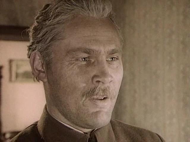 Валерий Хлевинский исполнил роль старшего из братьев Савельевых