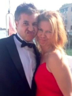 Анастасия Сосина с женихом