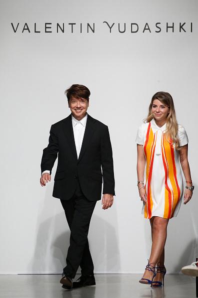 Валентин и Галина Юдашкины