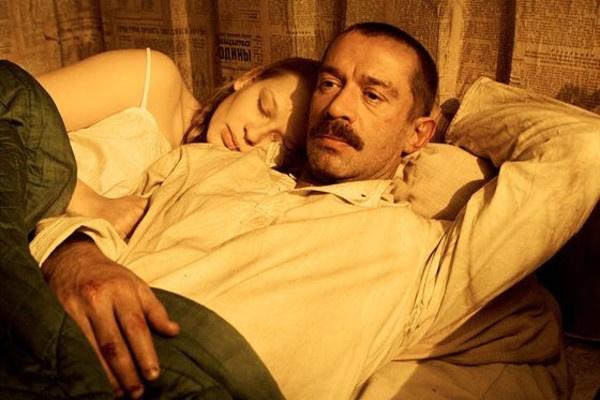 После фильма «Край» Юлии Пересильд приписывали роман с Машковым