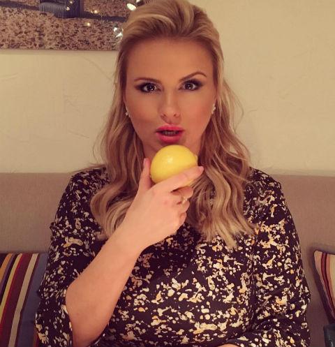 Раритетное фото Анны Семенович взорвало «Инстаграм»