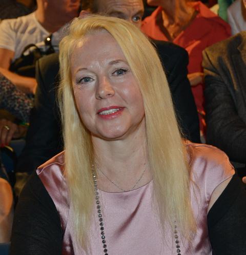 Елена Кондулайнен сломала руку в больнице