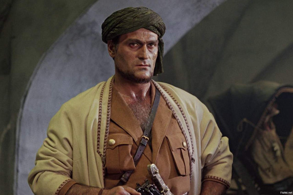 Кахи Кавсадзе сыграл в фильме главного злодея