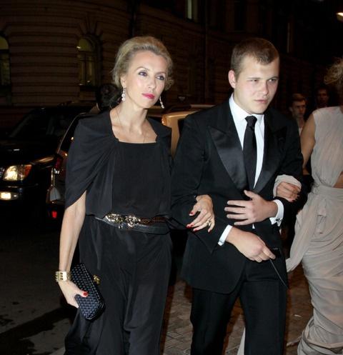 Сергей и Светлана Бондарчук