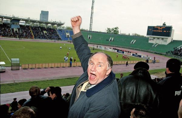 Баринов — преданный фанат «Локомотива»